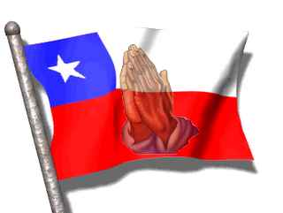 orar por chile