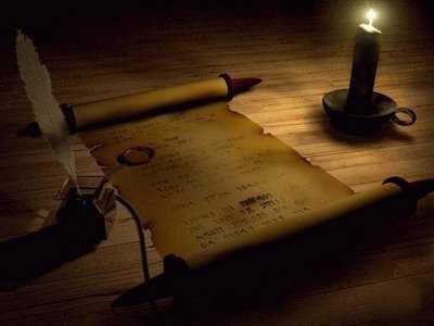 escribiendo salmos