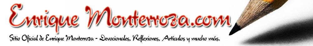 :: Enrique Monterroza :: Sitio Oficial